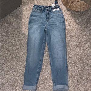Hollister Curvy Mom Jeans